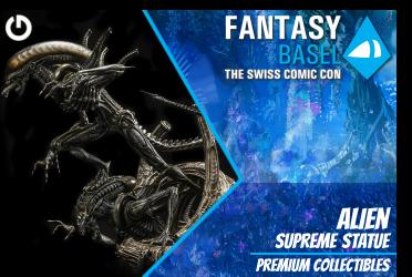 XM Studios: Coverage Fantasy Basel 2019 - May 3rd to 5th   AlienBasel