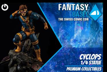 XM Studios: Coverage Fantasy Basel 2019 - May 3rd to 5th   CyclopsBasel