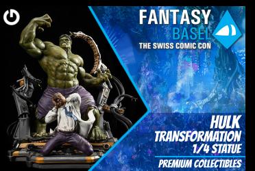 XM Studios: Coverage Fantasy Basel 2019 - May 3rd to 5th   HulkBasel
