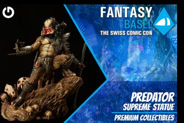 XM Studios: Coverage Fantasy Basel 2019 - May 3rd to 5th   PredatorBasel