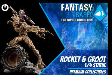 XM Studios: Coverage Fantasy Basel 2019 - May 3rd to 5th   RocketGrootBasel