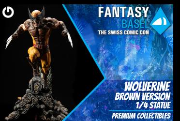 XM Studios: Coverage Fantasy Basel 2019 - May 3rd to 5th   WolverineBasel