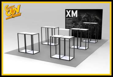 XM Studios: Comic Con Germany Stuttgart 2018  BoothLinksForen