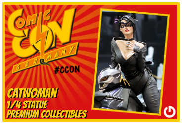 XM Studios: Comic Con Germany Stuttgart 2018  CatwomanForen