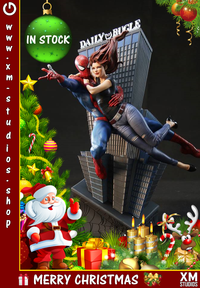 XM Studios: GHeroes Europe Christmas Special 2018  Mary_Jane