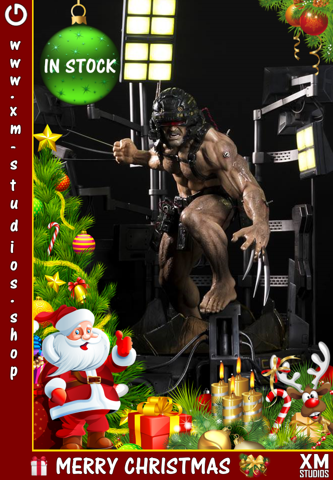 XM Studios: GHeroes Europe Christmas Special 2018  Weapon_X