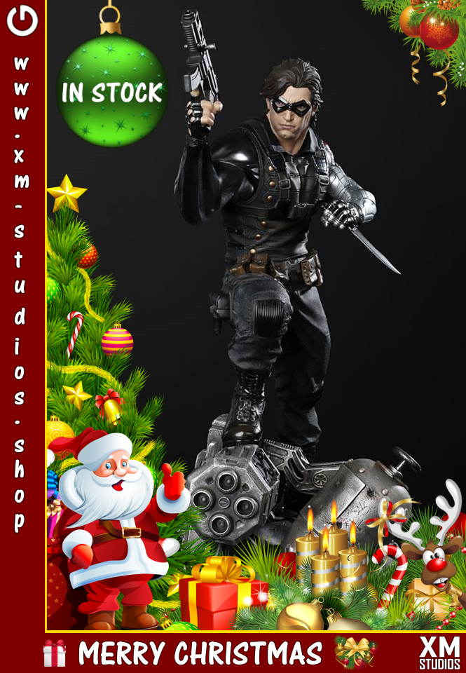 XM Studios: GHeroes Europe Christmas Special 2018  Winter_Soldier