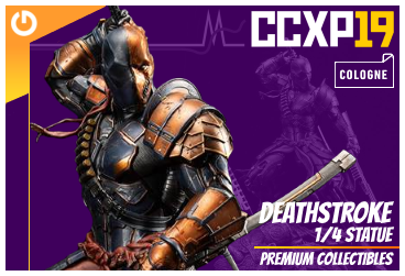 XM Studios: Coverage CCXP Cologne 2019 - June 27th to 30th  DeathstrokeCologneForen