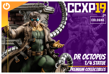 XM Studios: Coverage CCXP Cologne 2019 - June 27th to 30th  DoctorOctopusCologneForen