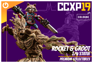XM Studios: Coverage CCXP Cologne 2019 - June 27th to 30th  RocketGrootCologneForen