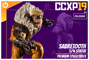 XM Studios: Coverage CCXP Cologne 2019 - June 27th to 30th  SabretoothCologneForen