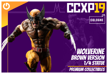 XM Studios: Coverage CCXP Cologne 2019 - June 27th to 30th  WolverineCologneForen