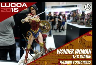 XM Studios: Coverage Lucca 2018 - Oct. 31th to Nov. 4th   WonderWomanLucca