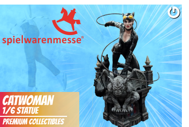XM Studios: Coverage Spielwarenmesse Nuremberg 2020 - 29th Jan to 2nd Feb CatwomanN%C3%BCrnberg