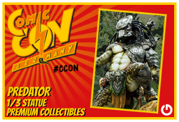 XM Studios: Comic Con Germany Stuttgart 2018  PredatorForen