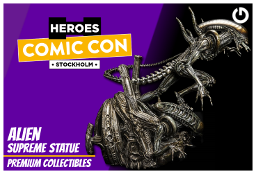 XM Studios: Coverage Comic Con Stockholm 2019 - September 13th to 15th  AlienStockholmForen