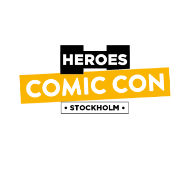 XM Studios: Coverage Comic Con Stockholm 2019 - September 13th to 15th  PageLogoStockholm