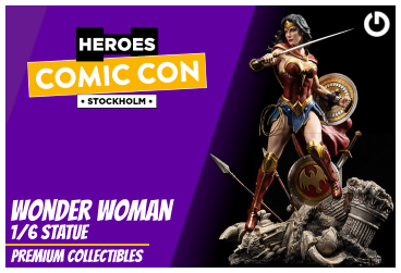 XM Studios: Coverage Comic Con Stockholm 2019 - September 13th to 15th  WonderWomanStockholmForen