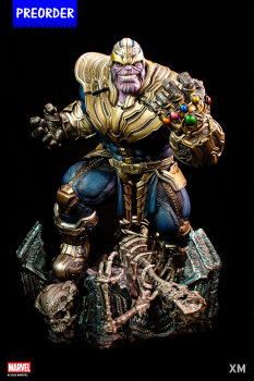 XM Studios Thanos 1/4 Premium Collectibles Statue