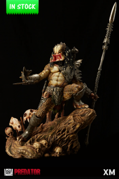XM Studios Predator Warrior Supreme Scale Collectibles Statue