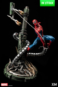 XM Studios Spiderman 1/4 Premium Collectibles Statue