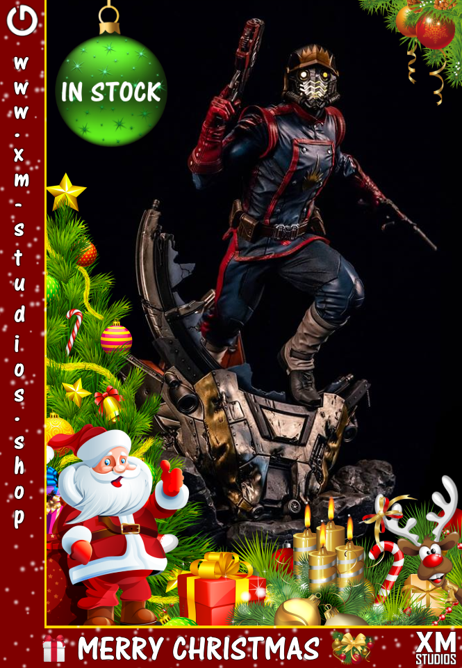 XM Studios: GHeroes Europe Christmas Special 2019 Starlord